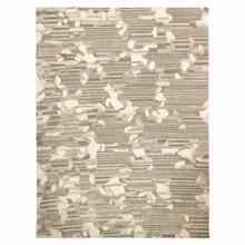 See Details - Anemone Rug-Grey/Ivory-9 x 12