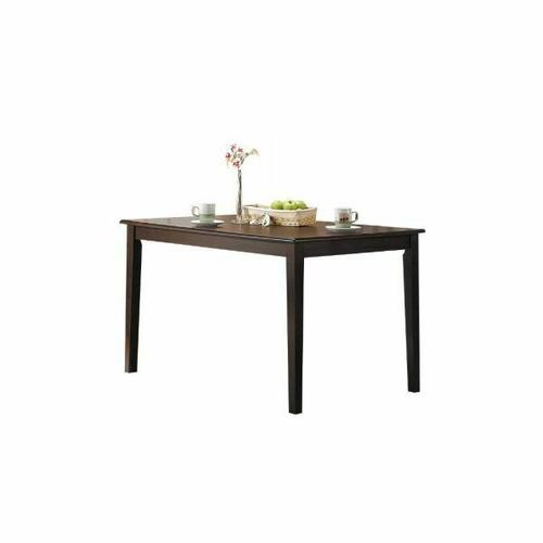 ACME Cardiff Dining Table - 06850 - Espresso