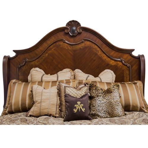 Cal King Sleigh Bed