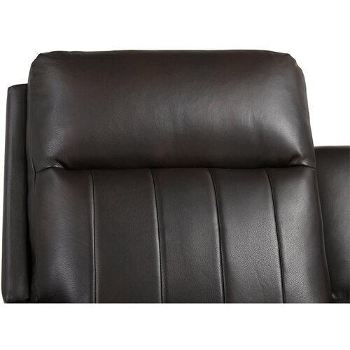 Finley Power Wall Reclining Loveseat w/ Console