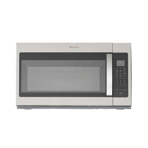 Whirlpool Canada - 1.9 cu. ft. Capacity Steam Microwave with Sensor Cooking