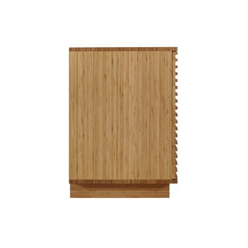 "Greenington Fine Bamboo Furniture - 48"" Rowan Media Center, Caramelized"