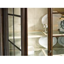 See Details - Leesburg Display Cabinet