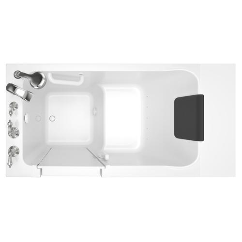 Acrylic Luxury Series 30x51 Walk-in Tub with Air Spa  American Standard - White