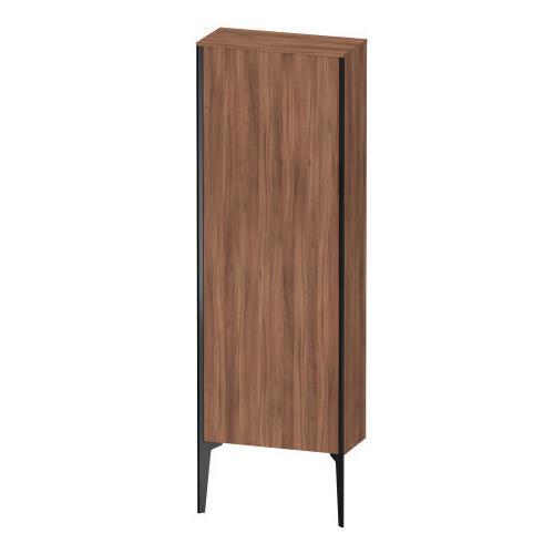 Duravit - Semi-tall Cabinet Floorstanding, Natural Walnut (decor)