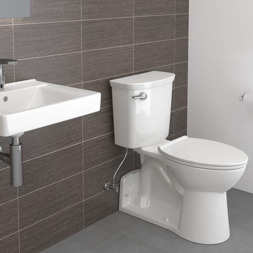 American Standard - Yorkville VorMax Floor-Mount Toilet  American Standard - White