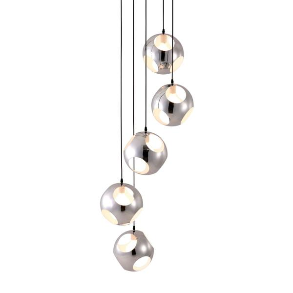 See Details - Meteor Shower Ceiling Lamp Chrome
