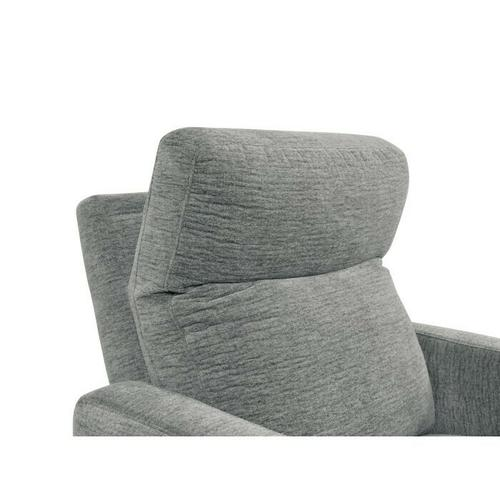 Homelegance - Power Lay Flat Reclining Chair with Power Headrest and USB Port