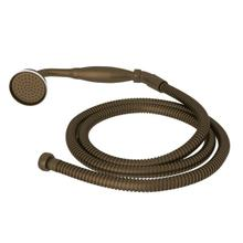 Inclined Handshower and Hose - English Bronze