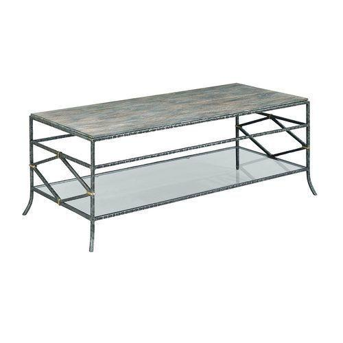 Trails Monterey Rectangular Coffee Table