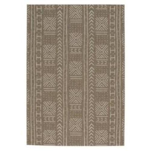 "Finesse-Mali Cloth Barley - Rectangle - 3'11"" x 5'6"""