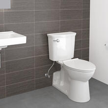 Yorkville VorMax Floor-Mount Toilet  American Standard - White