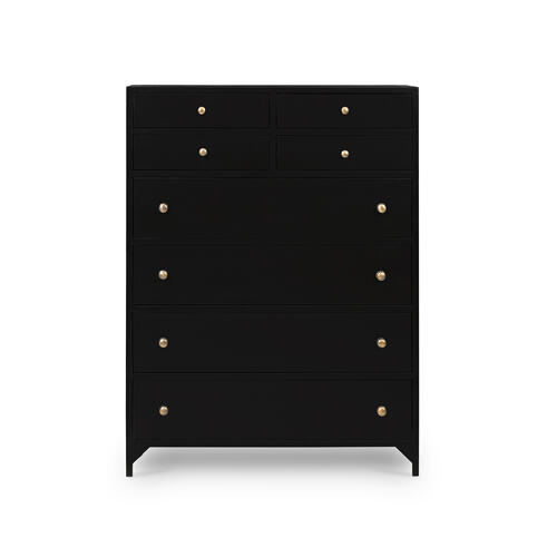 Belmont 8 Drawer Tall Dresser