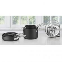 See Details - Cuisinart® Smartnest Hard Anodized Non-Stick 11 Piece Set