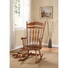 ACME Kloris Rocking Chair - 59209 - Dark Walnut