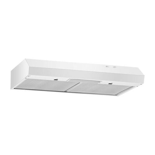 "30"" Range Hood with Full-Width Grease Filters"