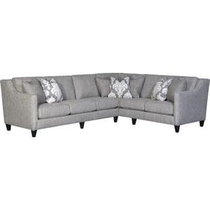 Crimson RAF Sofa