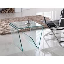 The Capri Clear End Tables