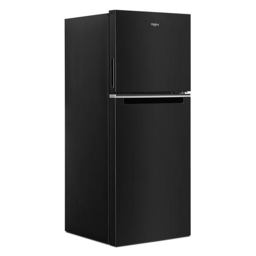 24-inch Wide Top-Freezer Refrigerator - 11.6 cu. ft. Black