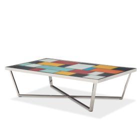 Kube Retangular Cocktail Table