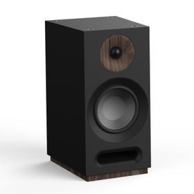 S 803 Bookshelf Speaker - Black