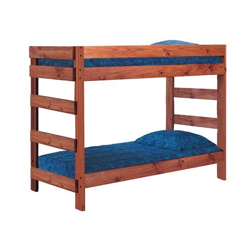 Full/Full One-Piece Bunk Bed