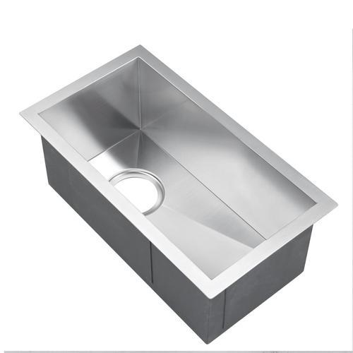 "15"" Ophelia Stainless Steel Prep Sink"