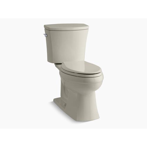 Sandbar Two-piece Elongated 1.6 Gpf Chair Height Toilet