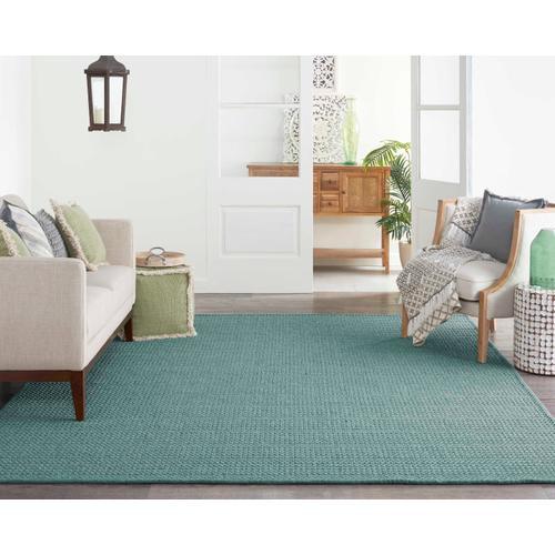 Wherever Sisal Whvsi Aqua Broadloom Carpet