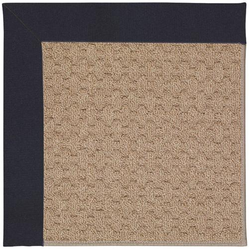 "Creative Concepts-Grassy Mtn. Canvas Navy - Rectangle - 24"" x 36"""
