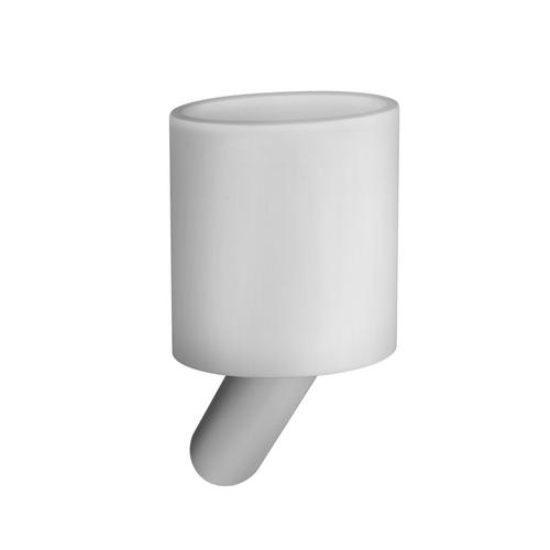 Gessi - Wall-mounted holder in ceramic