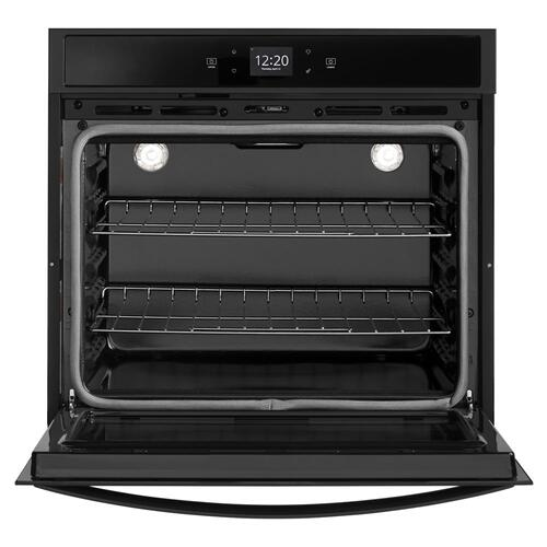 Whirlpool Canada - 4.3 cu. ft. Smart Single Wall Oven with Touchscreen
