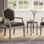 Emma Accent Table And Chair Product Image