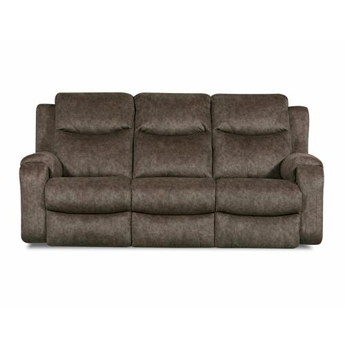 Southern Motion - Double Reclining Loveseat with Console