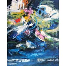 Product Image - Modrest ADD3230 - Abstract Oil Painting