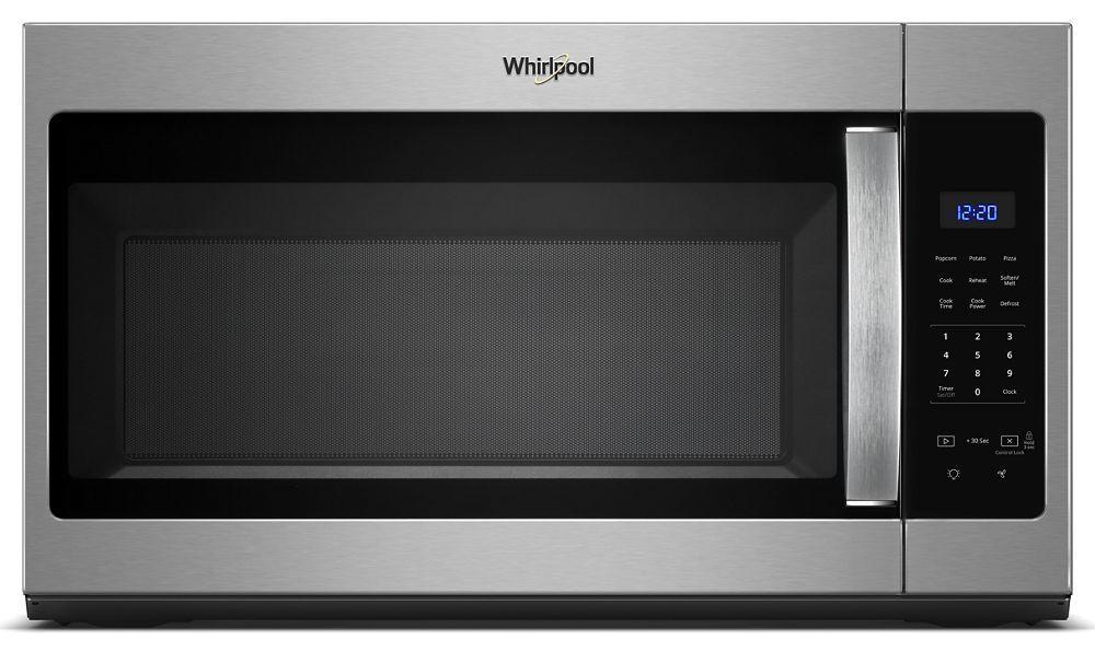 Whirlpool1.7 Cu. Ft. Microwave Hood Combination With Electronic Touch Controls