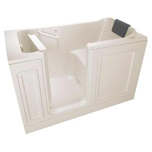 Luxury Series 32x60-inch Soaking Walk-In Tub  American Standard - Linen