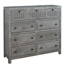 See Details - Drawer Dresser - Cloud Finish