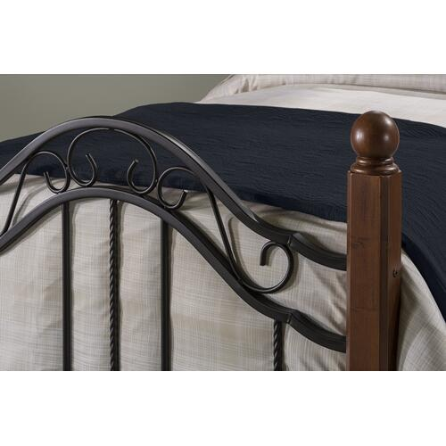 Hillsdale Furniture - Madison Twin Bed Set - Rails Not Included