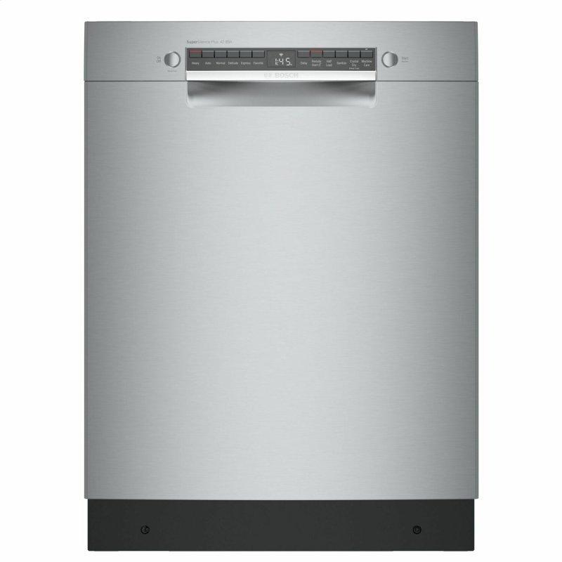 800 Series Dishwasher 24'' stainless steel SGE78B55UC