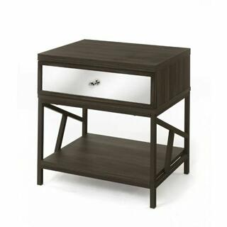 ACME Adrianna Nightstand - 20953 - Walnut