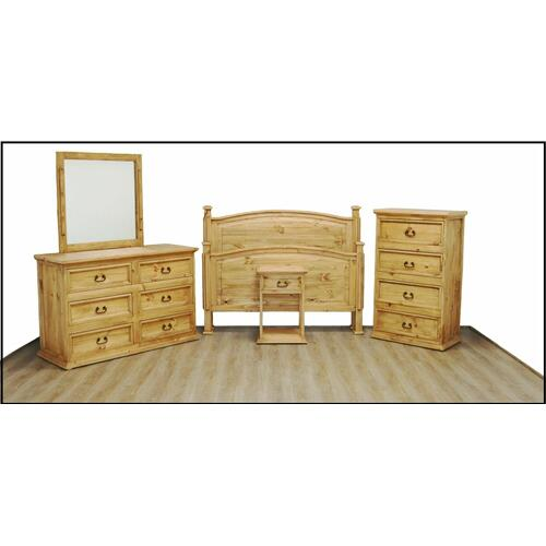 Million Dollar Rustic - Buget Bedroom
