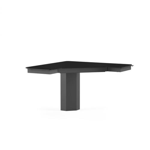 Corner Desk 6019 in Black
