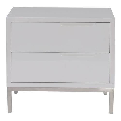 Naples Side Table White