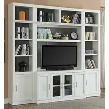 See Details - CATALINA 4 piece Space Saver Entertainment Wall
