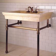 See Details - Bordeaux Vanity Jerusalem Gold