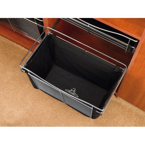 Rev-A-Shelf - CBL-181418-B-1 - Black Closet Basket Liner