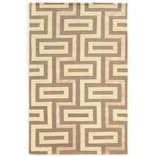 See Details - Aspire Wool Maze Ivory /grey 2