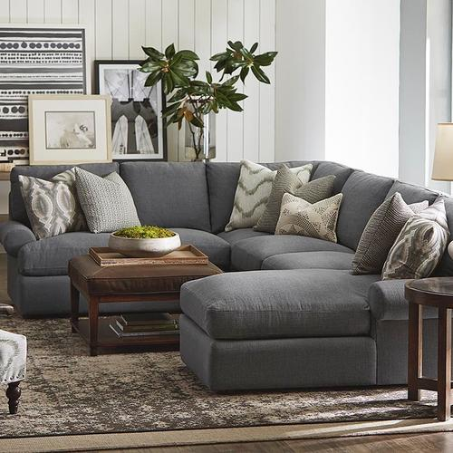 Sutton U-Shaped Sectional