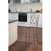 Milestone Indoor/outdoor Swivel Counter Height Stool